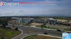 view from Sestu Cortexandra on 2018-09-17