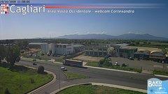view from Sestu Cortexandra on 2018-10-19