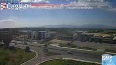 view from Sestu Cortexandra on 2019-02-23