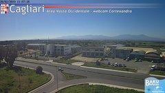 view from Sestu Cortexandra on 2019-02-28