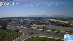 view from Sestu Cortexandra on 2019-03-23