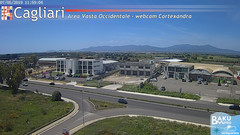 view from Sestu Cortexandra on 2019-05-07