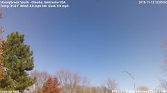 view from Stoneybrook South on 2018-11-13