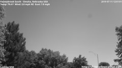 view from Stoneybrook South on 2019-07-11