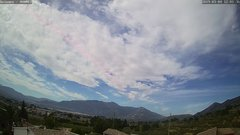view from Gaianes - El Comtat on 2019-03-04