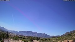 view from Gaianes - El Comtat on 2019-03-15