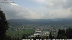 view from CAM-VZHOD-Žirk on 2018-10-09