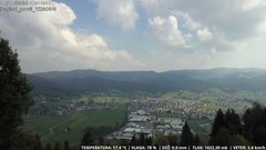 view from CAM-VZHOD-Žirk on 2018-10-10