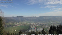 view from CAM-VZHOD-Žirk on 2018-12-01