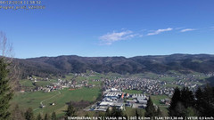 view from CAM-VZHOD-Žirk on 2018-12-04