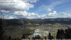 view from CAM-VZHOD-Žirk on 2019-03-08