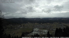 view from CAM-VZHOD-Žirk on 2019-03-11