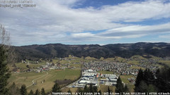 view from CAM-VZHOD-Žirk on 2019-03-13