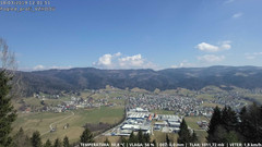 view from CAM-VZHOD-Žirk on 2019-03-14