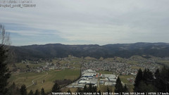 view from CAM-VZHOD-Žirk on 2019-03-16