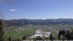 view from CAM-VZHOD-Žirk on 2019-04-20