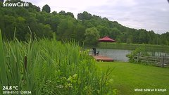 view from Deck-Dock Cam on 2018-07-13