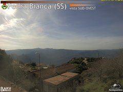 view from Pedra Bianca on 2018-11-12