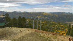 view from Angel Fire West View on 2018-10-01