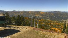 view from Angel Fire West View on 2018-10-05