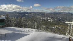 view from Angel Fire West View on 2018-12-03