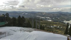 view from Angel Fire West View on 2018-12-06