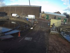 view from Dalmarnock 2 on 2019-02-04