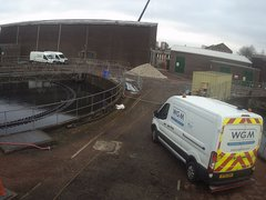 view from Dalmarnock 2 on 2019-02-20