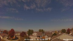 view from Weatherton on 2018-10-13