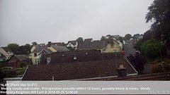 view from Wembury, Devon. Knighton Hill Cam on 2018-09-20
