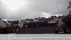 view from Wembury, Devon. Knighton Hill Cam on 2019-03-04