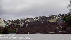 view from Wembury, Devon. Knighton Hill Cam on 2019-03-10