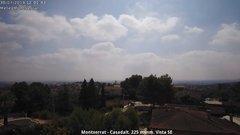 view from Montserrat - Casadalt (Valencia - Spain) on 2018-07-30