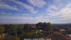 view from Montserrat - Casadalt (Valencia - Spain) on 2018-12-01