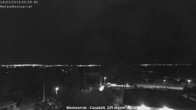 time-lapse frame, Montserrat - Casadalt (Valencia - Spain) webcam