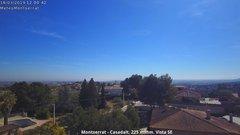 view from Montserrat - Casadalt (Valencia - Spain) on 2019-03-16