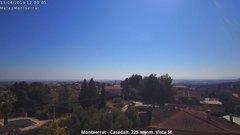 view from Montserrat - Casadalt (Valencia - Spain) on 2019-04-13