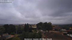 view from Montserrat - Casadalt (Valencia - Spain) on 2019-04-18