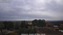 view from Montserrat - Casadalt (Valencia - Spain) on 2019-04-25
