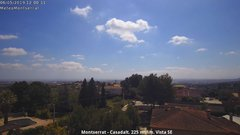 view from Montserrat - Casadalt (Valencia - Spain) on 2019-05-06
