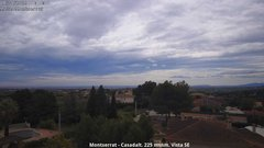 view from Montserrat - Casadalt (Valencia - Spain) on 2019-05-08