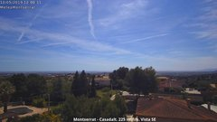 view from Montserrat - Casadalt (Valencia - Spain) on 2019-05-12