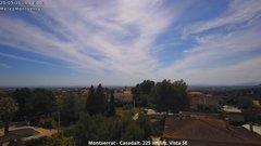 view from Montserrat - Casadalt (Valencia - Spain) on 2019-05-20