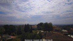 view from Montserrat - Casadalt (Valencia - Spain) on 2019-05-21