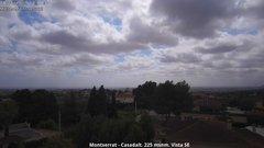 view from Montserrat - Casadalt (Valencia - Spain) on 2019-06-08