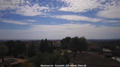 view from Montserrat - Casadalt (Valencia - Spain) on 2019-06-14