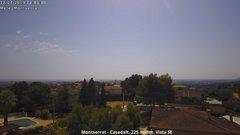 view from Montserrat - Casadalt (Valencia - Spain) on 2019-07-12