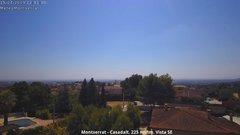 view from Montserrat - Casadalt (Valencia - Spain) on 2019-07-15