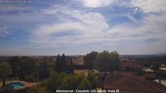 view from Montserrat - Casadalt (Valencia - Spain) on 2019-08-07