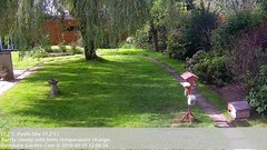 view from Wembury, Devon. Garden Cam on 2018-09-15